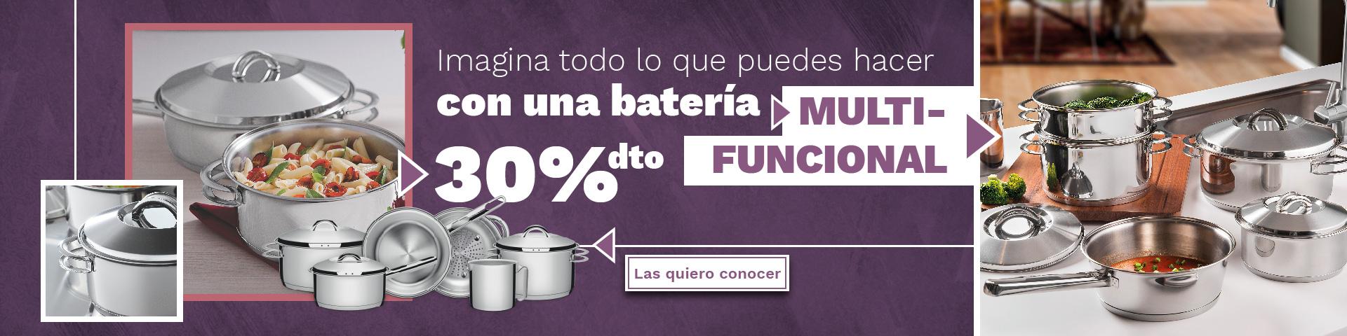 Baterias Multifuncional