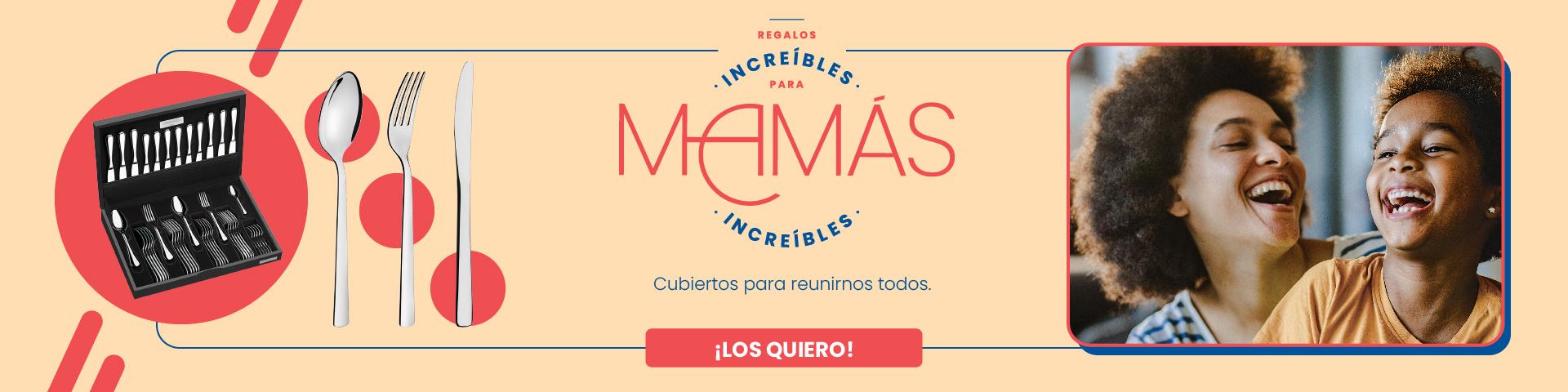 Cubiertos Mamas
