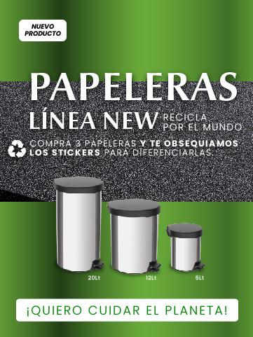 Papeleras New Mobile